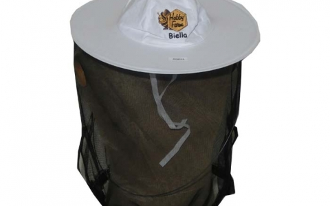 Maschera rotonda a cappello hf